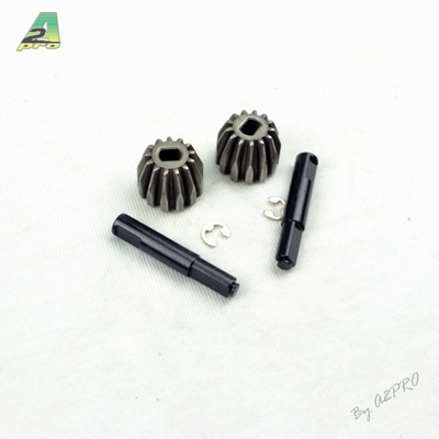 A2P  Pignons de différentiel avec axe (2 jeux) C10124