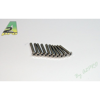 A2P Vis BTR TF Inox 3x10mm, 333010