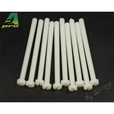 A2P  Vis TC nylon 6x80mm (10 pcs) 25680