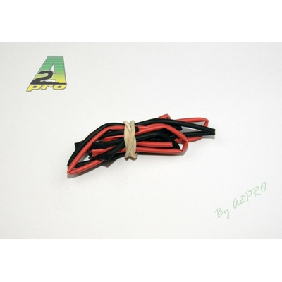 A2P  Tube thermo 1,5mm rouge+noir (2 x 50cm) 160015