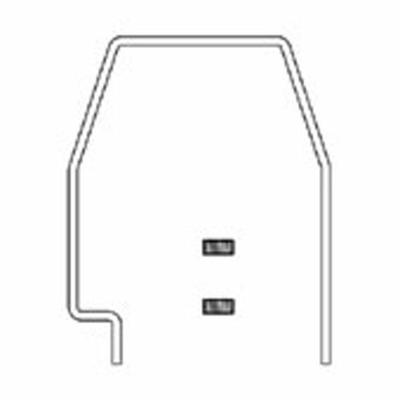 THUNDER TIGER arceau de protection ts-2 ts-4 PD0841