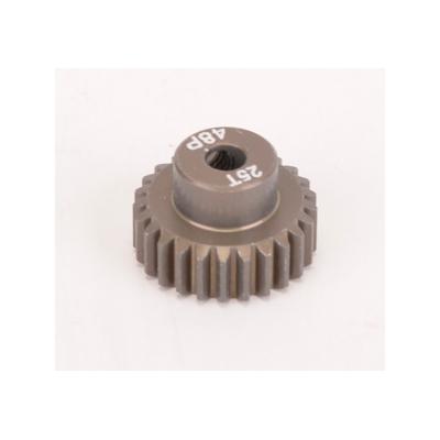 Schumacher Core RC  Pinion Gear 48DP 25T (7075 Hard), CR4825