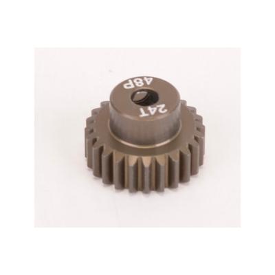 Schumacher Core RC Pinion Gear 48DP 24T (7075 Hard),CR4824