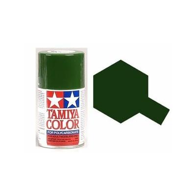 TAMIYA PS21  vert Bombe peinture lexan 100ml, TAMI86009