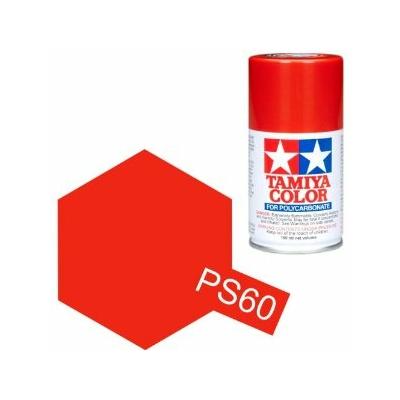TAMIYA PS60 rouge mica Bombe peinture lexan 100ml, TAMI86060