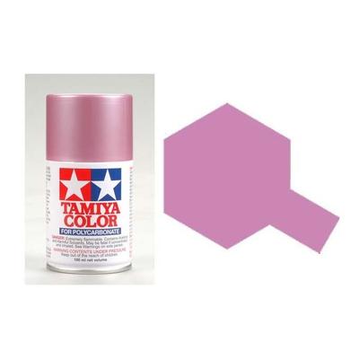 TAMIYA PS50 rose scintillant Bombe peinture lexan 100ml, TAMI86050