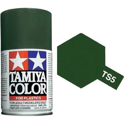 TAMIYA TS05 Vert Olive Mat Bombe peinture Maquette