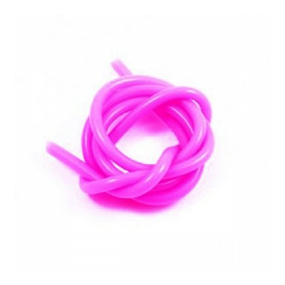 FASTRAX Durite silicone 1M Rose Fluo, FAST940P
