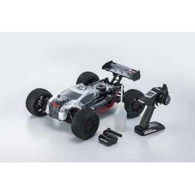 KYOSHO INFERNO NEO ST RACE 2.0 READYSET T1 SILVER (KT331P-KE25), 33002T1B