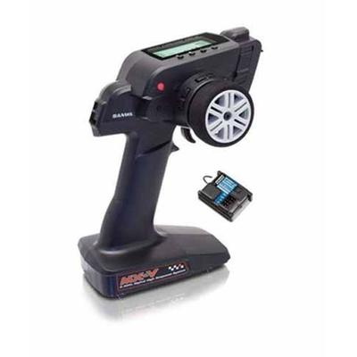 SANWA RADIO MX-V FHSS + RECEPTEUR RX37 WATERPROOF, S101A30885A