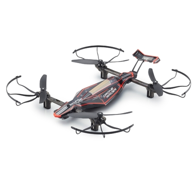 KYOSHO DRONE RACER ZEPHYR FORCE BLACK READYSET, 20572BK
