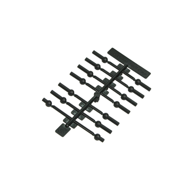 3RACING Chappes 3.9mm pour LOSI Mini T, MT-028