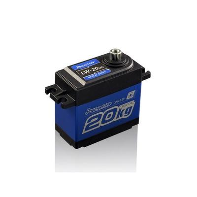 POWERHD SERVO HD LW-20MG MG DIGITAL WATERPROOF (20.0KG/0.16SEC), HD-LW-20MG
