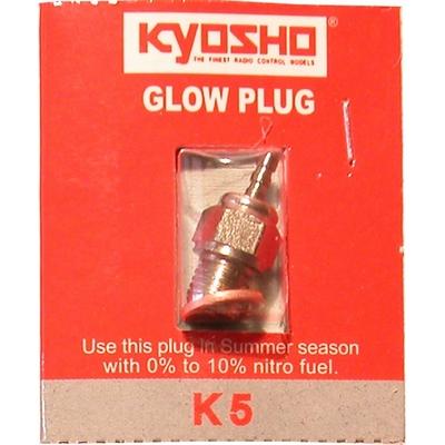KYOSHO Bougie n°5pour moteur thermique, 74494