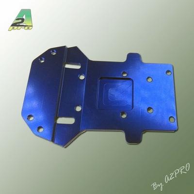A2P Plaque fusible alu pour chassis alu (1 pc), C10932