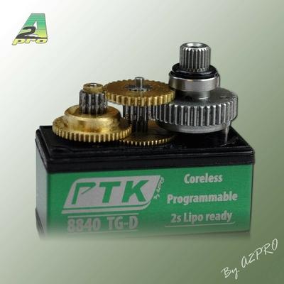 A2P Servo Standard Numérique Coreless 8840 TG-D, 78840