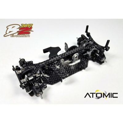 ATOMIC Kit BZ EVO 2017 chassi seul, BZ17-KIT