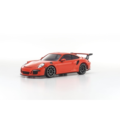 KYOSHO MINIZ MR03 SPORTS 2 PORSCHE 911 GT3 RS ORANGE (N-RM/KT19), 32231OR