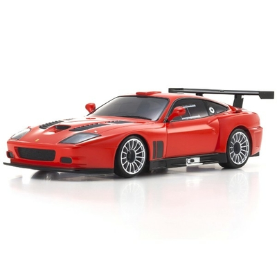 MINIZ MR03 SPORTS 2 FERRARI 575 GTC ROUGE (W-RM/KT19), 32239R