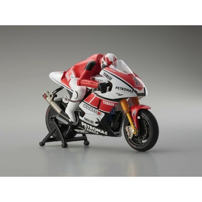 MINIZ MOTO RACER MC01 READYSET - YAMAHA YZR-M1 WGP 50th ANNIV, 30051GP
