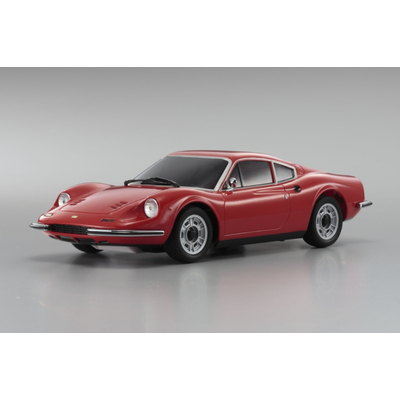 MINIZ MR03 SPORTS 2 FERRARI DINO 246 GT ROUGE (N-RML/KT19), 32234R