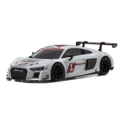 Mini-Z RWD AUDI R8 LMS 2015 BLANCHE (W-MM/KT531P), 32323AS