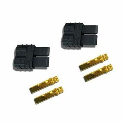 TRAXXAS connecteur male à souder x2, 3070