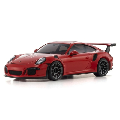 MINI-Z RWD Porsche 911 GT3 RS lavaorange Readyset RTR, 32321OR