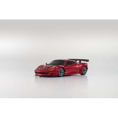 AUTOSCALE FERRARI 458 ITALIA GT2 ROUGE (W-MM), MZP230R