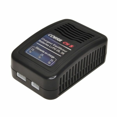 RC SYSTEM CHARGEUR E3 2/3S LIPO AC, CH003