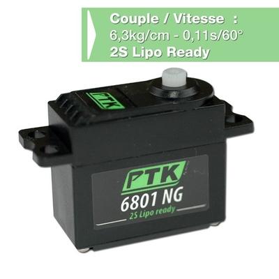 A2P Srvo Pro-Tronik Standard 6801 5.6kg 0.13s, 76801