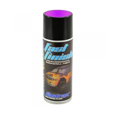 FASTRAX BOMBE PEINTURE CARROSSERIE LEXAN CANDY ICE MAGENTA 150ML, FAST290