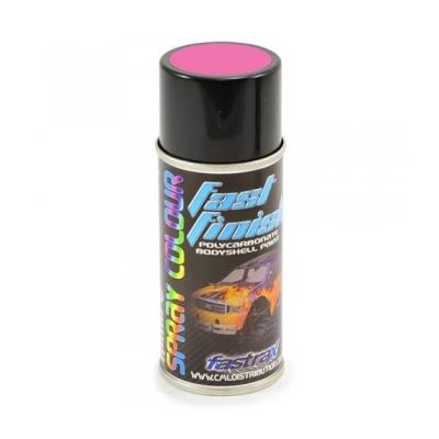 FASTRAX BOMBE PEINTURE CARROSSERIE LEXAN Cosmic Glo Pink 150ML, FAST275
