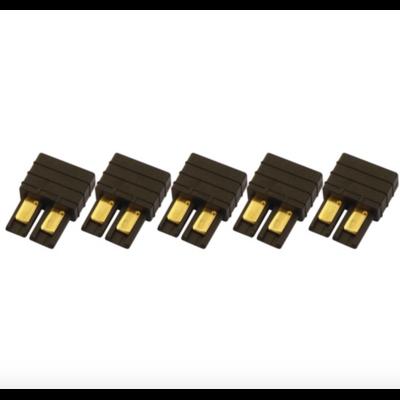 KONECT Prise type TRAXXAS male (5 pièces), KN-130314-5M