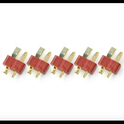 KONECT Prise type T male (5 pièces), KN-130310-5M