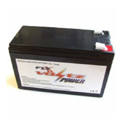 FASTRAX Batterie Lead-acid 12v 7 Amp, FT12V7