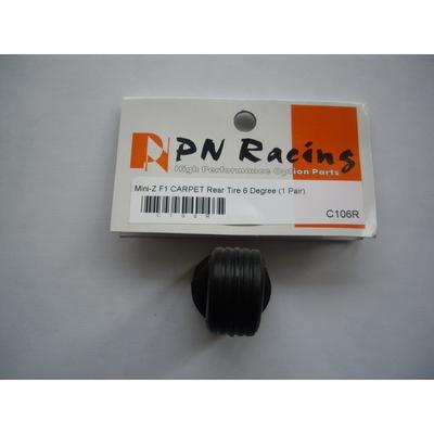 PNEU AR 6° (Spécial Moquette) PN Racing, C106R