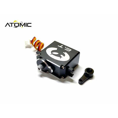 ATOMIC servo miniz digital haute qualité, BZ-up017bk