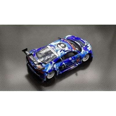 GL RACING Carrosserie miniz R8 LMS-03 W-MM, gbl004-r8lms