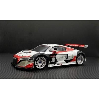GL RACING Carrosserie miniz R8 LMS-02 W-MM, gbl003-r8lms