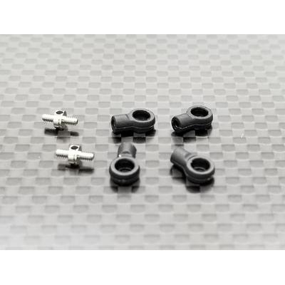 GL RACING Bielette de réglage Carrossage AR GLA-V1, GLA-6235