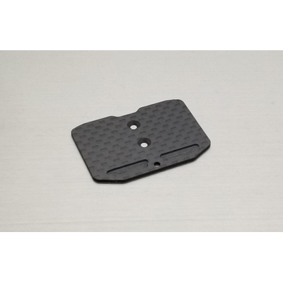 GL RACING Plaque carbone GLR, GLR-0163
