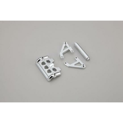 KYOSHO Pieces chromees Miniz Monster, MMF05CM