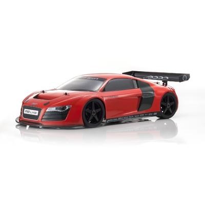 KYOSHO INFERNO GT2 RACE SPECS AUDI R8 LMS ROUGE (KT331-KE25), 33006