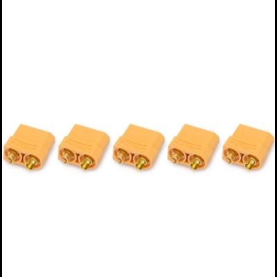 KONECT Prise type XT90 femelle (5 pièces), KN-130327-5F