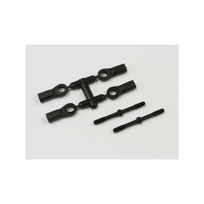 Kyosho Biellettes de Direction 4x46mm MP9 (x2), IF332BK