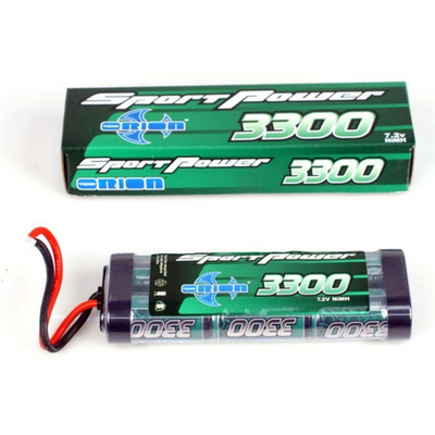 ORION Accu Nimh 7.2v Sport Power 3300 Mah, ORI10326