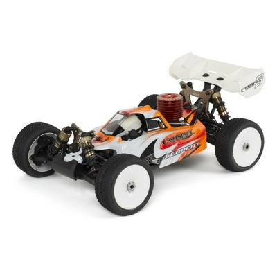 Serpent Buggy Cobra 811 Moteur Serpent à Lanceur RTR, 600003