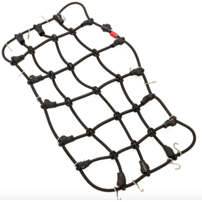 HOBBYTECH Filet de galerie Black 120x80mm, HT-SU1801005