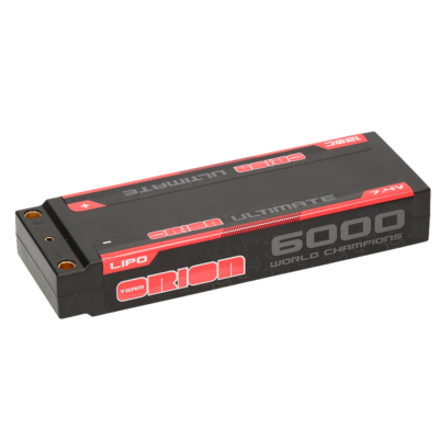 ORION Accu lipo Ultimate Graphene 2S 6000mah 7.4V 120C, ORI14514
